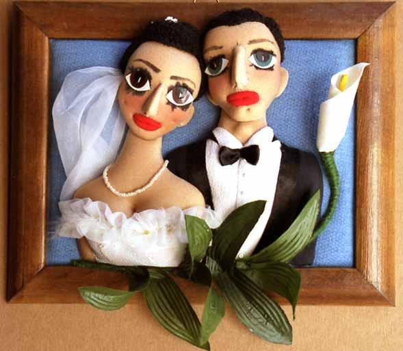 Эксклюзивный подарок :: Жених и невеста